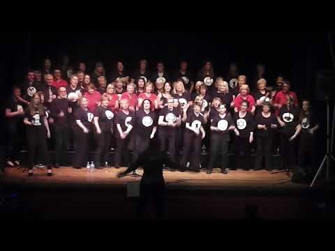 Witham's Big Sing....Christmas Show 2017....17