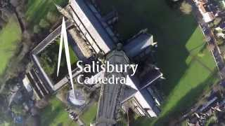Climbing Salisbury Cathedral's Spire - HD