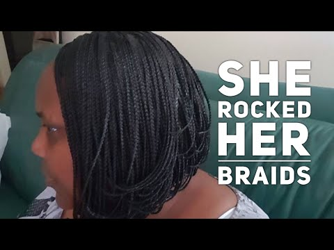 Braids For Thin Hair