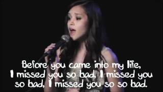 Megan Nicole - Call Me Maybe - Lyrics On Screen + Download Link