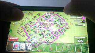 Clash Of Clans: Mag Attack!!!!!! Attack strategy!