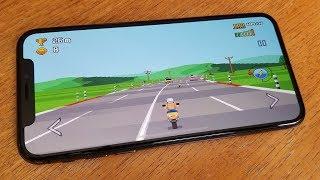 Retro Highway IOS / Iphone Walkthrough Gameplay - Fliptroniks.com