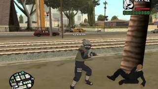 New Anim Fight Gta San Andreas