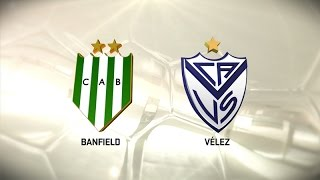 CA Banfield vs Velez Sarsfield full match