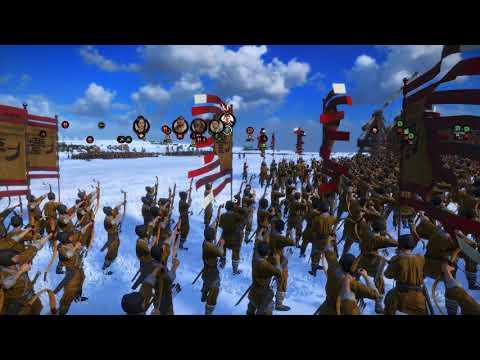 Lu Bu destroy thousands enemy alone - Total War Three Kingdoms |