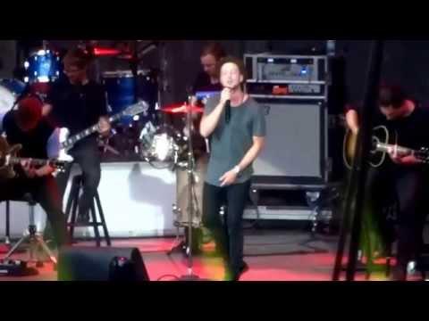 One Republic -Good Life- X Tour Ed Sheeran- Wembley Stadium 10.7.15 HD