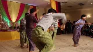 Best Lungi dance sangeet performance - Sonia & Sohil Sangeet