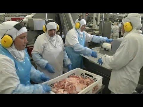 Ten detained in Brazilian infected meat scandal