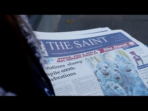 The Saint - St Andrews Independant Student Newspaper