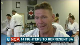 South Africa will be competing at the World Open Karate Championships