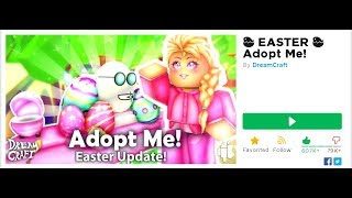 adopt me easter egg hunt | finding ALL 30 | Roblox