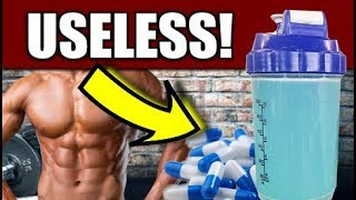 The No-BS Guide to Workout Supplements Competitors List