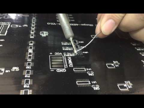 How to fix LED sign
