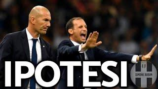 Allegri lascia la Juve, Zidane al suo posto? ||| Mercato Avsim