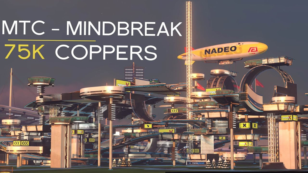 MTC - MindBreak l Coppers Competition by firestorrm (Up to 75k Coppers in total!)