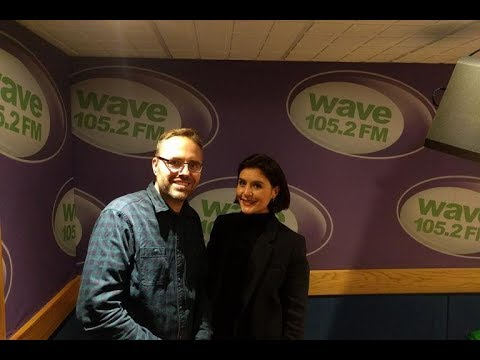 Jessie Ware - Interview + Session with Gary Parker (Radio Wave 105.2 FM)