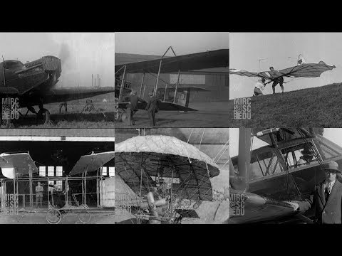 Odd Ducks, Vol. II: Unusual And Unique Aircraft From The Movietone Collection