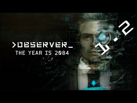 OBSERVER ||EP 1 PARTE 2 ESPAÑOL|| NUESTRA PEOR PESADILLA || ULTRA 1080p 60FPS
