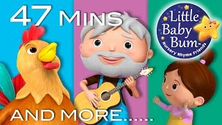 Old MacDonald Had A Farm | Learn with Little Baby Bum | Nursery Rhymes for Babies | Songs for Kids