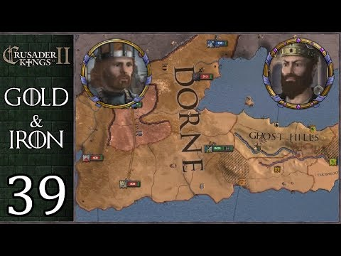 Game of Thrones: Gold and Iron #39 - Hoare vs Hoare - Crusader Kings 2 Mods