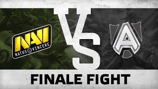 Finale fight! by Na`Vi vs Alliance @ SLTV i-League LAN