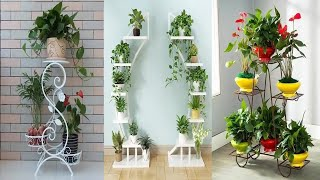 Awesome flower shelf designs ideas - flower stand ideas