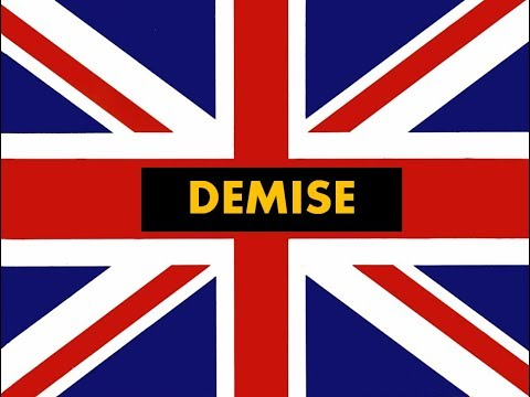 """How to pronounce """"Demise"""" in English -Authentic British accent"""