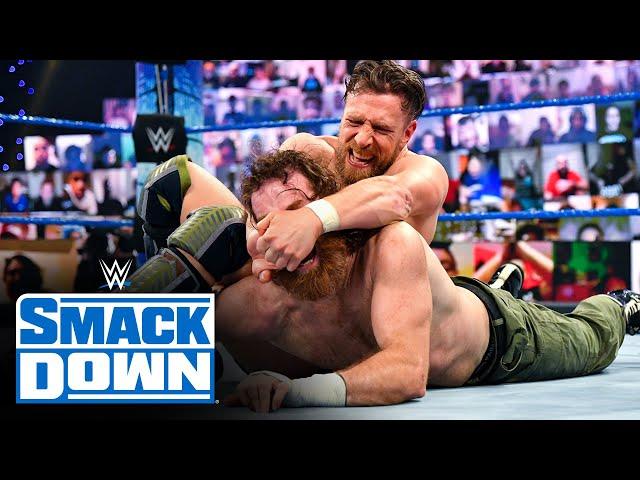 Bryan, Big E & Mysterio vs. Zayn, Ziggler & Nakamura: Six-Man Tag Team Match: SmackDown Dec. 4, 2020