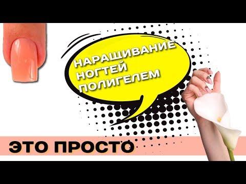 Моделирование ногтей это