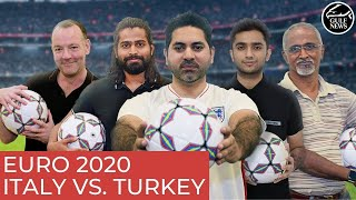 Euro 2020: Analysis from Gulf News experts - Italy vs. Turkey