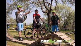 Dressler Camp Křivoklátsko 20.-22.4.2018