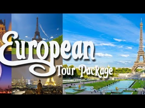 West And East Europe Tour Packages- Europe For All