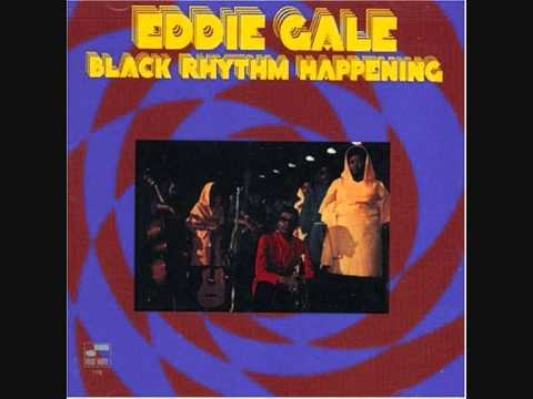 """Eddie Gale """"Look At Teyonda """" 1969"""