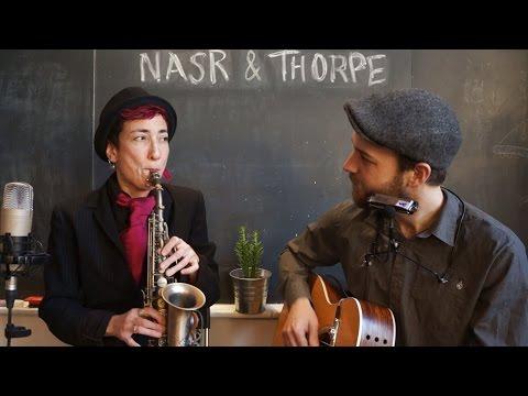 Take Five (Dave Brubeck Quartet) - Ariana Nasr & Curtis Thorpe