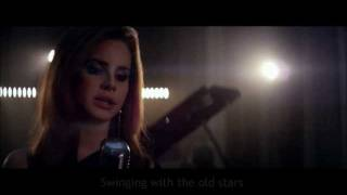 Lana Del Rey - Video Games HD (OFFICIAL VIDEO LYRICS LIVE)