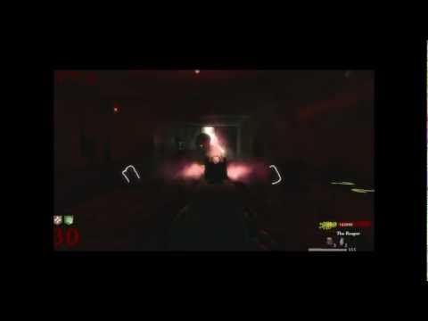 Custom Zombie map 001 Corridor l Part 4