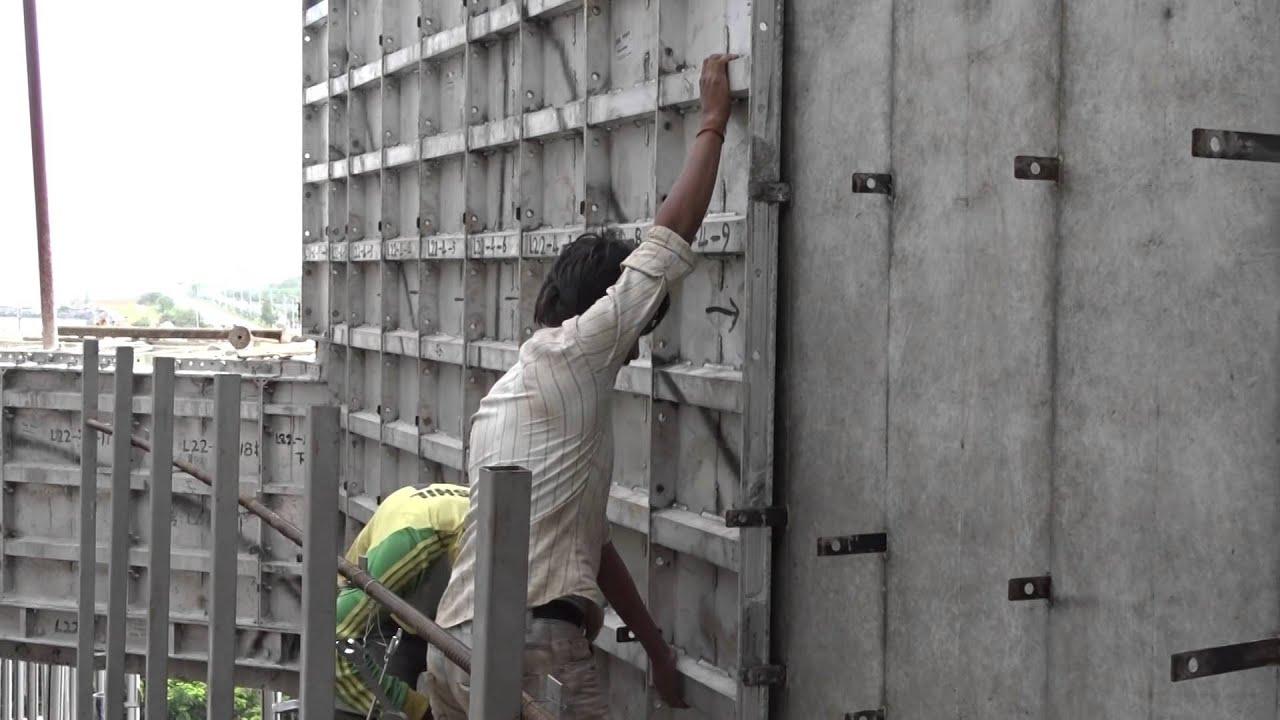 Geto Oxygreen Wall Panel Dismantling Aluminium