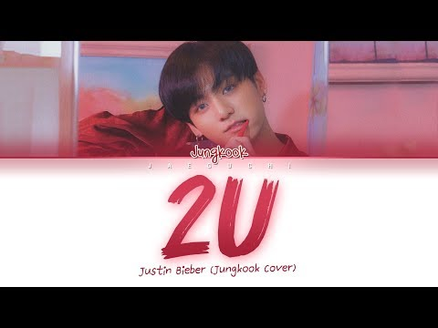 BTS JUNGKOOK (정국) - 2U (Cover) Color Coded Lyrics