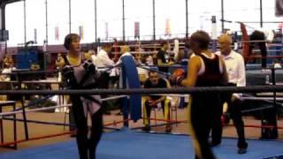Lizzie Hawkins (GB) vs. J. Arnould (Belgium) 2.MOV