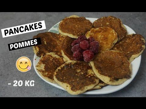 pancakes-aux-pommes-healthy-[perte-de-poids]