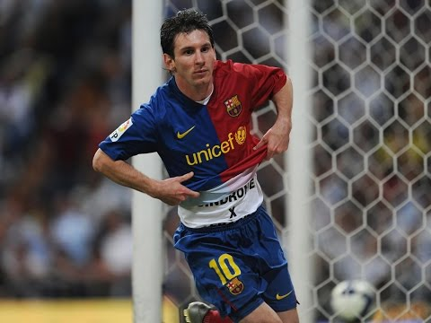 Thumbnail: The day a 21 year old Messi RUINED Real Madrid