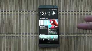 видео Марафон HTC One 2: рабочий стол, приложения, экран блокировки - gagadget