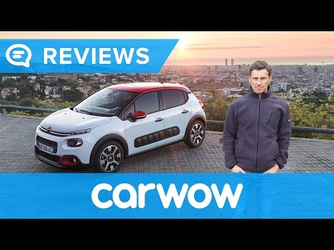 Citroen C3 2017 launch review | Mat Watson Reviews