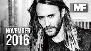 TOP 20 Single Charts | NOVEMBER 2016