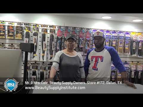 Beauty Supply Institute Owner in Texas #172