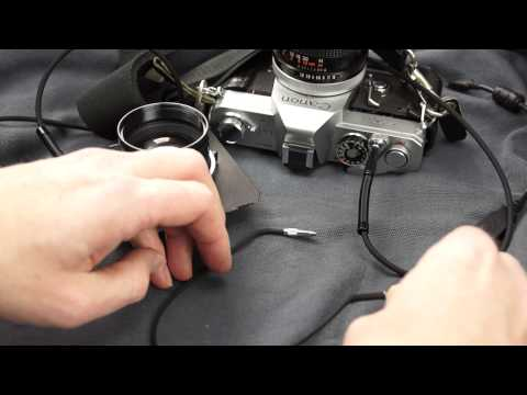 Camera Cable Release: The Key to Sharp Photos