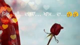 Jatt rakhi krda... By ks shergill WhatsApp video status.....