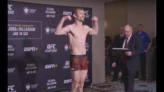 UFC Brooklyn: Donald Cerrone, Alexander Hernandez Make Weight - MMA Fighting