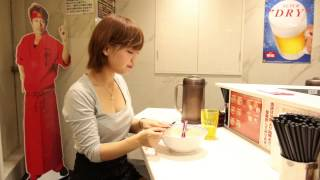 激辛ラーメンVSグラドルちゃん Vol.1 蒙古タンメン中本 VS 谷麻紗美 谷麻紗美 動画 2