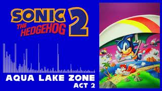 Sonic the Hedgehog 2 (8-bit) - Aqua Lake Zone [Act 2 Remix]